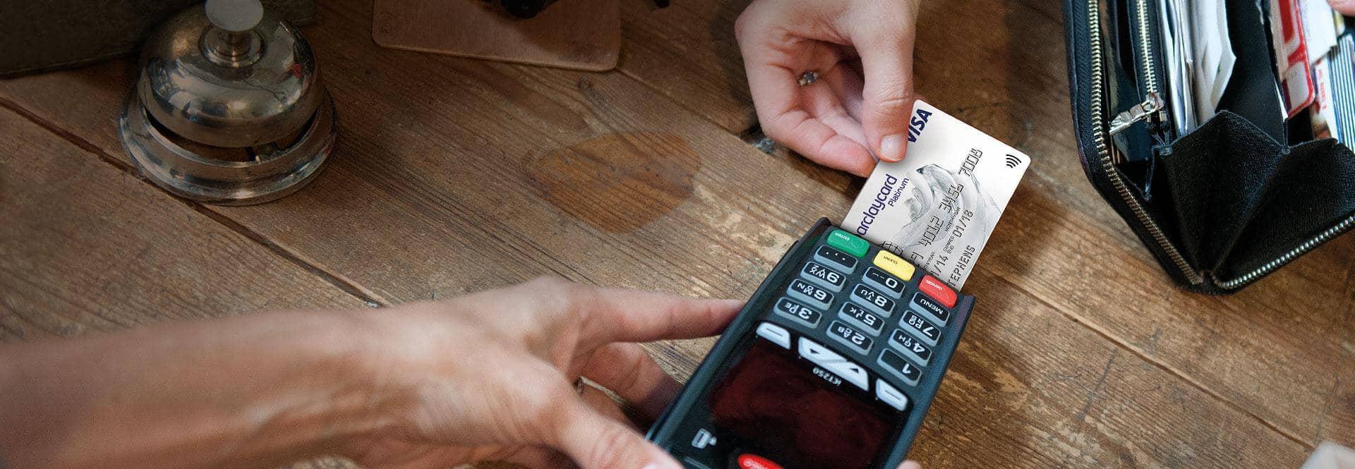Desktop Card Machines| Countertop Payments| Barclaycard Business