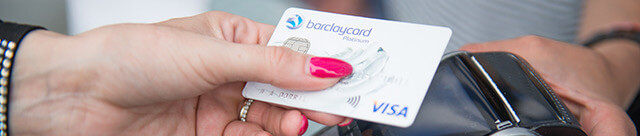 Want to switch to Barclaycard?