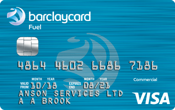 Barclaycard Fuel Charge card