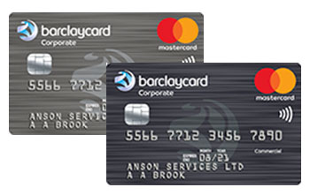 Barclaycard corporate cards