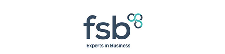 Federation of small business logo