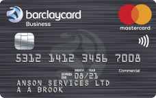 Barclays business credit card