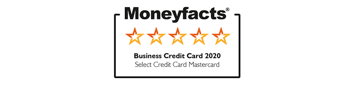 The award-winning select credit card