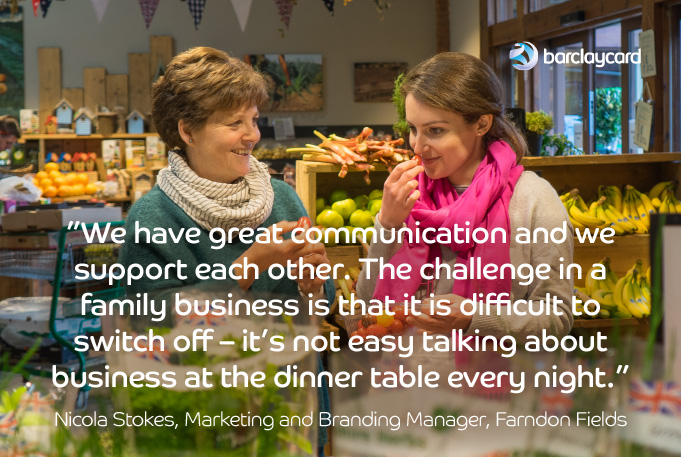 The Farndon Fields, Nicola Stokes, Marketing and Branding Manager