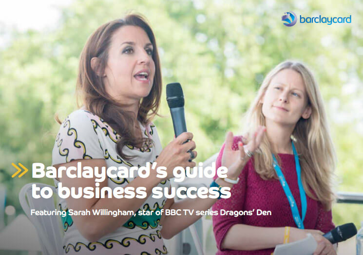 Barclaycard's guide to business success