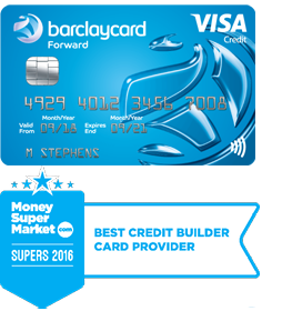 MoneySuperMarket.com Supers 2016 Best Credit Builder Card Provider
