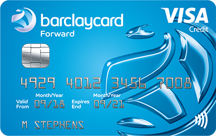 Forward Card to help you with Credit Building  Barclaycard