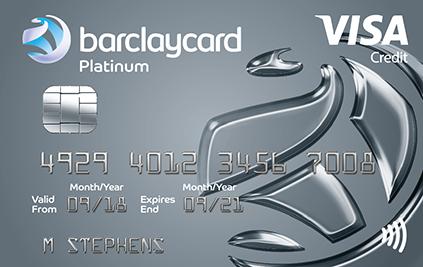 Platinum 6 month 6% Purchase & Balance Transfer  Barclaycard