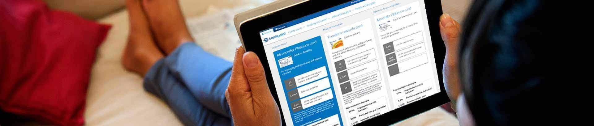 Barclaycard credit cards online banking barclaycard try barclaycard finder reheart Images