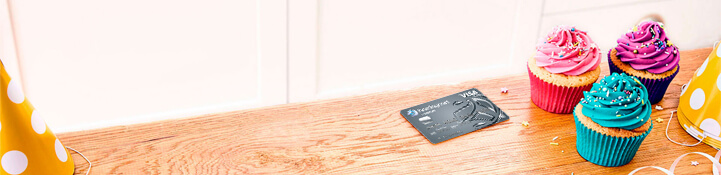 Find out more about our No fee credit card