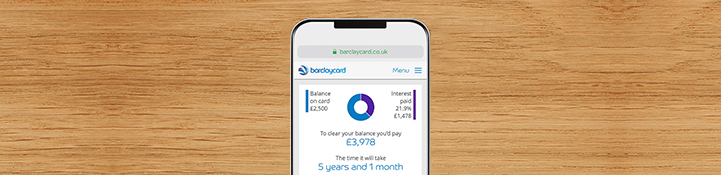 Try our Repayment Calculator