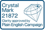 Crystal Mark logo