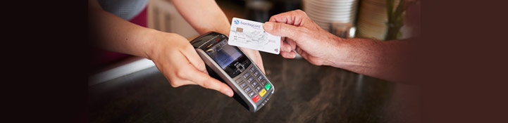 Find out more about using contactless