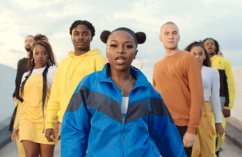 Nadia Rose - Start Today
